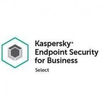 Kaspersky Endpoint Security for Business - Select - renovación de licencia de suscripción (2 años) - 1 nodo