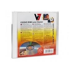 V7 kit de limpieza para lente de CD/DVD