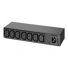 APC Basic Rack PDU AP6015A - unidad de distribución de potencia