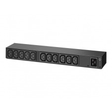 APC Basic Rack PDU AP6020A - unidad de distribución de potencia
