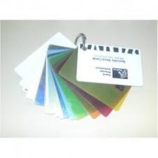 Zebra Color - tarjeta - 500 tarjeta(s)