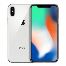 Apple iPhone X - plata - 4G LTE, LTE Advanced - 64 GB - GSM - teléfono inteligente