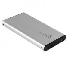 Eminent EW7041 - caja de almacenamiento - SATA 3Gb/s - USB 2.0