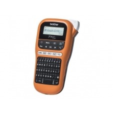 Brother P-Touch PT-E110VP - etiquetadora - monocromo - transferencia térmica