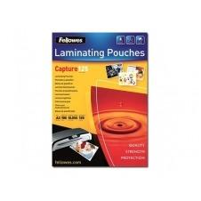 Fellowes Laminating Pouches Capture 125 micron - paquete de 100 - glosario - bolsas para laminación