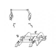 Datamax-O'Neil - kit de ensamblaje de carcasa interna y cierre