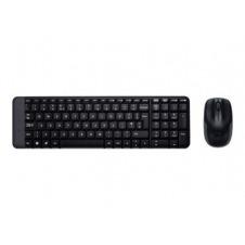 Logitech Wireless Combo MK220 - juego de teclado y ratón - Checo