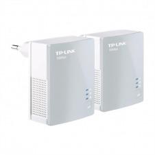 TP-LINK TL-PA4010KIT - Puente - HomePlug AV (HPAV) - conectable en la pared (paquete de 2)