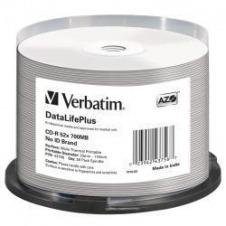 Verbatim DataLifePlus Professional - CD-R x 50 - 700 MB - soportes de almacenamiento