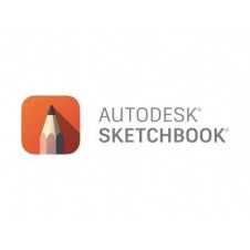 Autodesk SketchBook For Enterprise - Subscription Renewal (anual) - 1 usuario