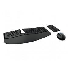 Microsoft Sculpt Ergonomic Desktop - conjunto de teclado, ratón y teclado numérico - Portugués