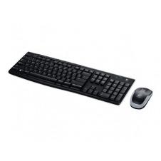 Logitech Wireless Combo MK270 - juego de teclado y ratón - Alemán