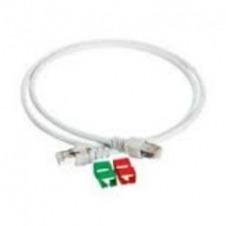 Schneider cable de interconexión - 50 cm - gris