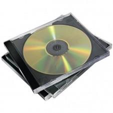 PACK DE 5 CAJAS DOBLES CDS NEGRO