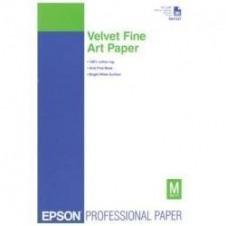 Epson Fine Art Velvet - papel - 20 hoja(s)