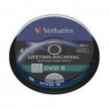 Verbatim M-Disc - DVD-R x 10 - 4.7 GB - soportes de almacenamiento