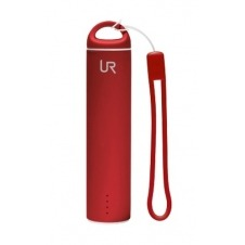 TRUST URBAN POWER BANK STILO POWER STICK. 2600 mAh. ROJO