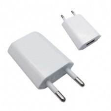NANOCABLE MINI CARGADOR USB PARA IPOD IPHONE 5V-1A