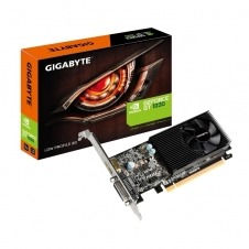 VGA GIGABYTE GV-N1030D5-2GL,NV,GT1030,2GB,GDDR5,64BIT,DVI+HDMI (CON BRACKET LOW PROFILE INCLUIDO)