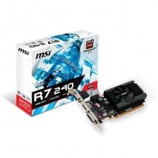 VGA MSI R7 240 2GD3 64B LP