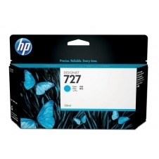 CARTUCHO DE TINTA HP DESIGNJET Nº727 CIAN/130ML