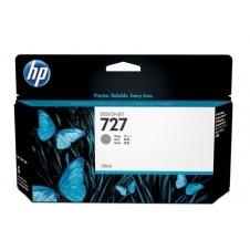 CARTUCHO DE TINTA HP DESIGNJET Nº727 GRIS/130ML