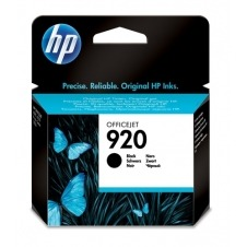 HP Cartucho de tinta original 920 negro