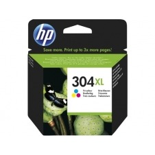CARTUCHO HP Nº304XL TRI-COLOR
