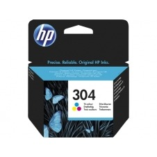 HP CARTUCHO Nº304 TRI-COLOR DESKJET 3720