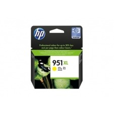 HP Tinta HP Officejet Pro 8100/8600 AMARILLO 951XL/CN048AE
