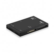 EWENT LECTOR DE TARJETAS EXTERNO COMPACT USB3.0