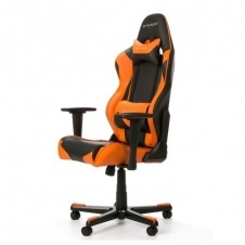 SILLA DXRACER R-Series OH/RE0/NO Negra-Naranja