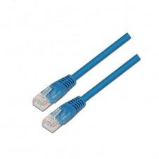 Nanocable 10.20.0105-BL 5m Cat5e U/UTP (UTP) Azul cable de red