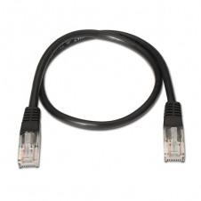 Nanocable 10.20.0403-BK 3m Cat6 U/UTP (UTP) Negro cable de red