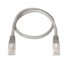 Nanocable 10.20.1303 3m Cat6 U/UTP (UTP) Gris cable de red