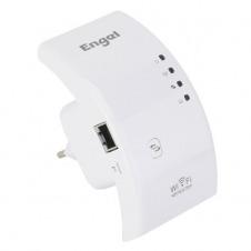 ENGEL REPETIDOR WIFI - 802.11b/g/n - SIN PASO AC