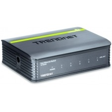 Trendnet 5-Port 10/100Mbps Switch