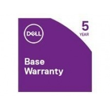 Dell 3Y NBD > 5Y NBD - [Al siguiente día laborable (3 años)] > [Al siguiente día laborable (5 años)] - ampliación de la garantía - 2 años - cuarto y q