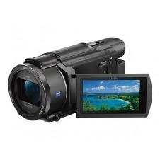 Sony Handycam FDR-AX53 - cámara de vídeo portátil - Carl Zeiss - almacenamiento: tarjeta
