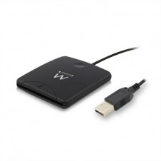 Ewent EW1052 - lector de tarjetas inteligentes - USB 2.0