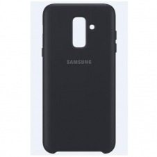 DUAL LAYER COVER A6+ BLACK