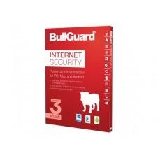 BullGuard Internet Security - licencia de suscripción (1 año) - 3 dispositivos