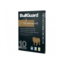 BullGuard Premium Protection - licencia (1 año) - 10 dispositivos