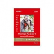 Canon Photo Paper Plus Glossy II PP-201 - papel fotográfico brillante - 5 hoja(s)