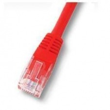 LATIGUILLO CAT5E UTP 1M (ROJO)