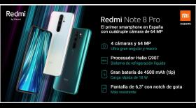 Xiaomi Redmi Note 8 Pro,  rendimiento ,calidad y precio