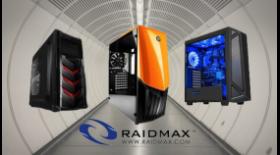 Cajas Gaming Raidmax