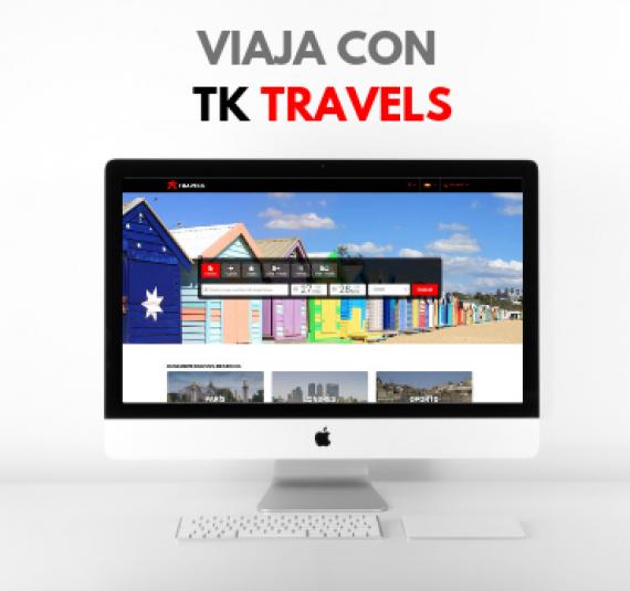 Viaja con TK Travels