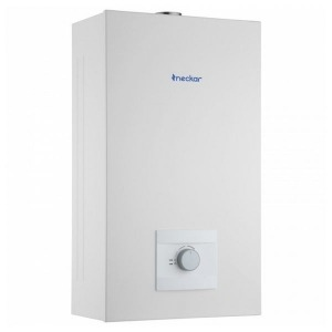 Calentador de Gas Neckar W10AME 10 L Blanco