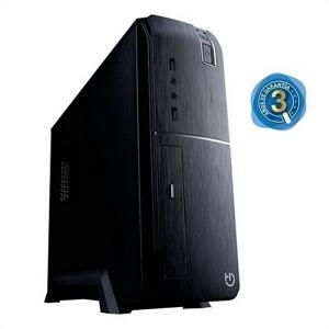 PC de Sobremesa iggual PSIPC334 i3-8100 8 GB RAM 240 GB SSD Negro